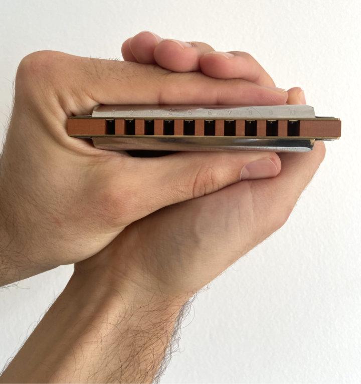Optimal auf Mundharmonika spielen